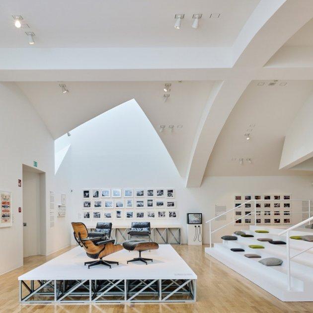 Vitra Design Museum Di Weil Am Rhein.Design Und Architektur 30 Jahre Vitra Design Museum In Weil