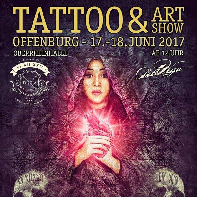 internationale tattoo art show offenburg leben mit der ewigen kunst freiburg. Black Bedroom Furniture Sets. Home Design Ideas