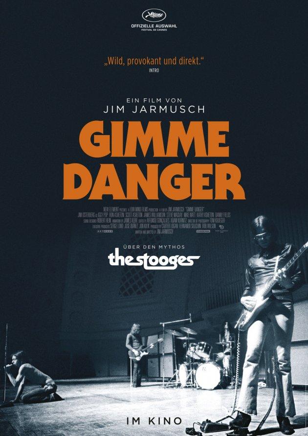 Kino Freiburg: Iggy & The Stooges - Gimme Danger   Freiburg
