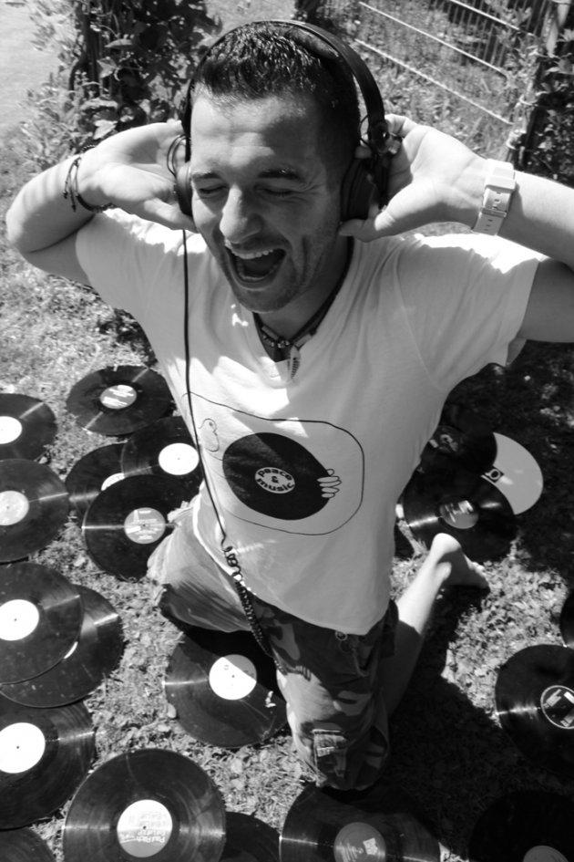Azzuro, DJ Charts, Platten, Vinyl