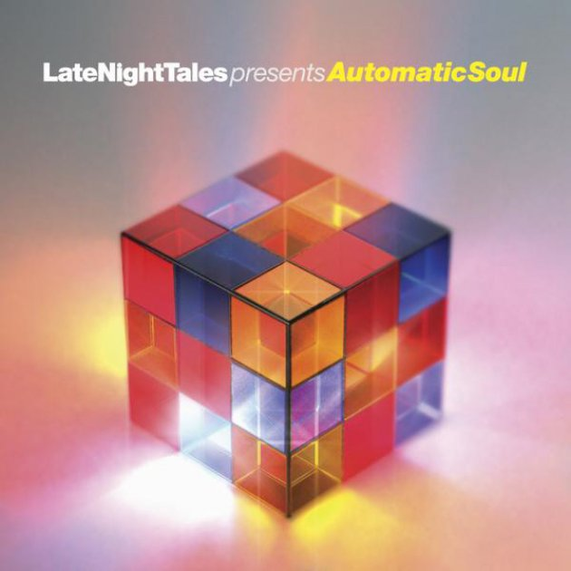Late Night Tales pres. Automatic Soul, cover, subculture