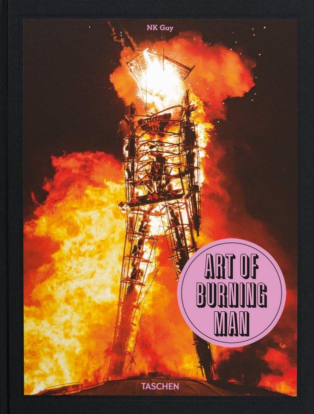The Art of Burning Man, Burning Man Festival, NK Guy, Taschen
