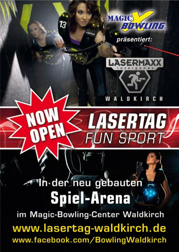 Lasertag Freiburg