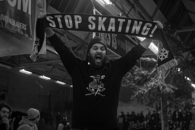 Stop Skating, NL Contest, Miguel Martinez