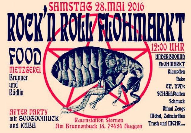 Von trashig bis stylish: Der Rock\'n\'Roll Flohmarkt in Auggen | Freiburg
