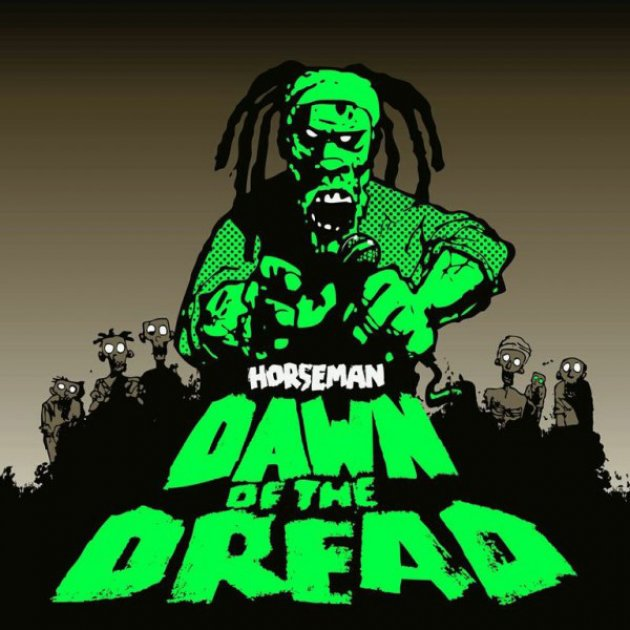 Dawn, Of, The, Dread, raggae, dancehall, Horseman, Album