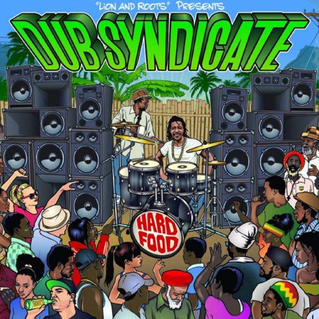 dub, syndicate, hard, food, album, cover