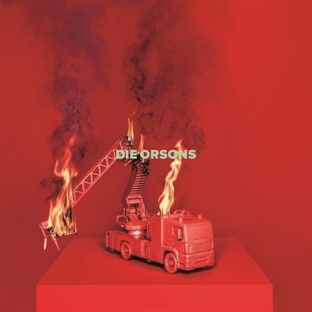 Die Orsons, What's Goes, Album, cover, release, press, text, subculture, red, fire, truck, die, orsons