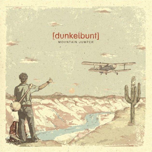 dunkelbunt Records, Dunkelbunt, Mountain, Jumper, Album, Cover, subculture