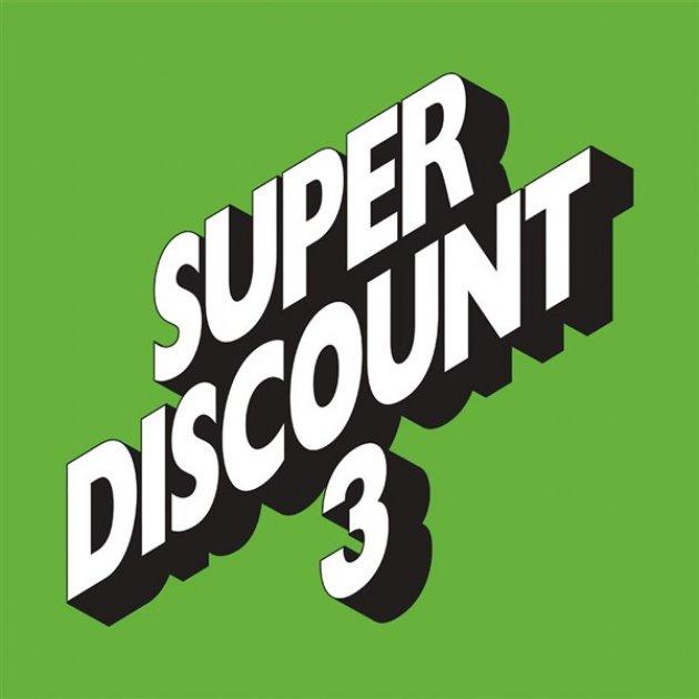 Étienne De Crécy, Super Discount 3, Pixadelic, House, green, album, cover, subculture