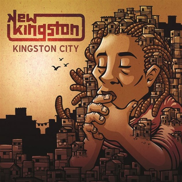 New Kingston / Kingston City, Easy Star, Roots, Album, Cover, subculture, soundcheck