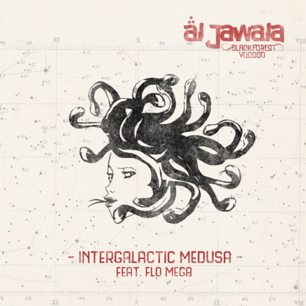 Äl, Jawala, Jawa, Records, balkan, album, Cover, Intergalactic Medusa, subculture, info, press