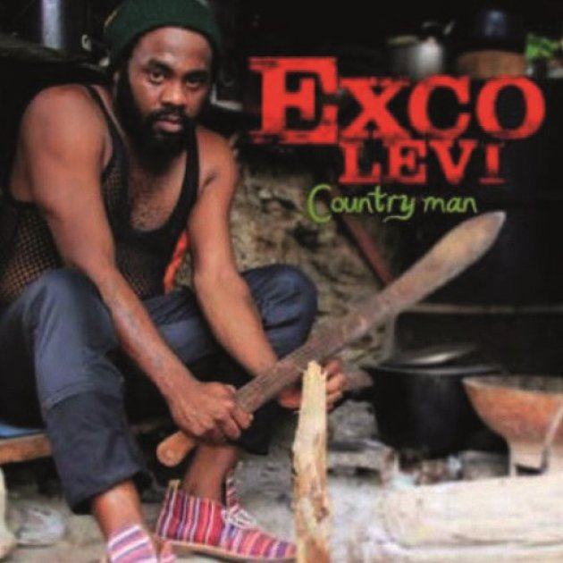 Exco Levi, Country Man, Rootical Consciousness, Penthouse, album, cover