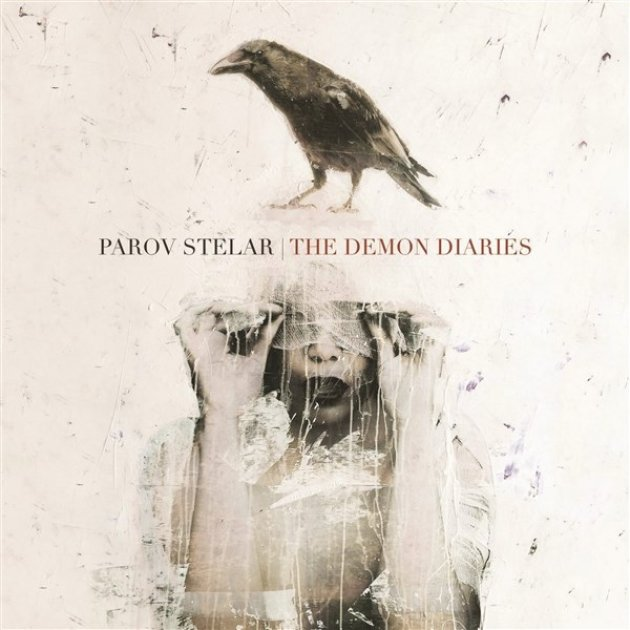 Parov Stelar, The Demon Diaries, etage noir, album, cover, review