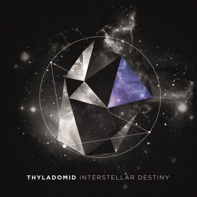 Thyladomid, Interstellar Destiny, Diynamic, album, review, cover, subculture