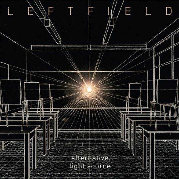 Leftfield, Alternative Light Source, Album Cover