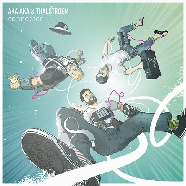 Aka Aka & Thalstroem, Connected Cover