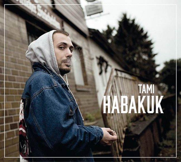 Tami, Habakuk, Jeans Jacke, Jeans Jacket, Joint, Smoke, Rauch, Kapuze, Backstein