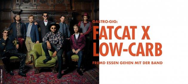 Fatcat, low Carb, Fremd Essen Gehen, Band, Porträt