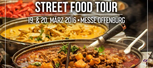 Street Food Tour Offenburg