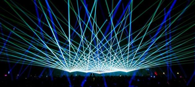 Party, Laser, Time Warp, Mannheim, Techno, Hände, Handys, Mobile Phones